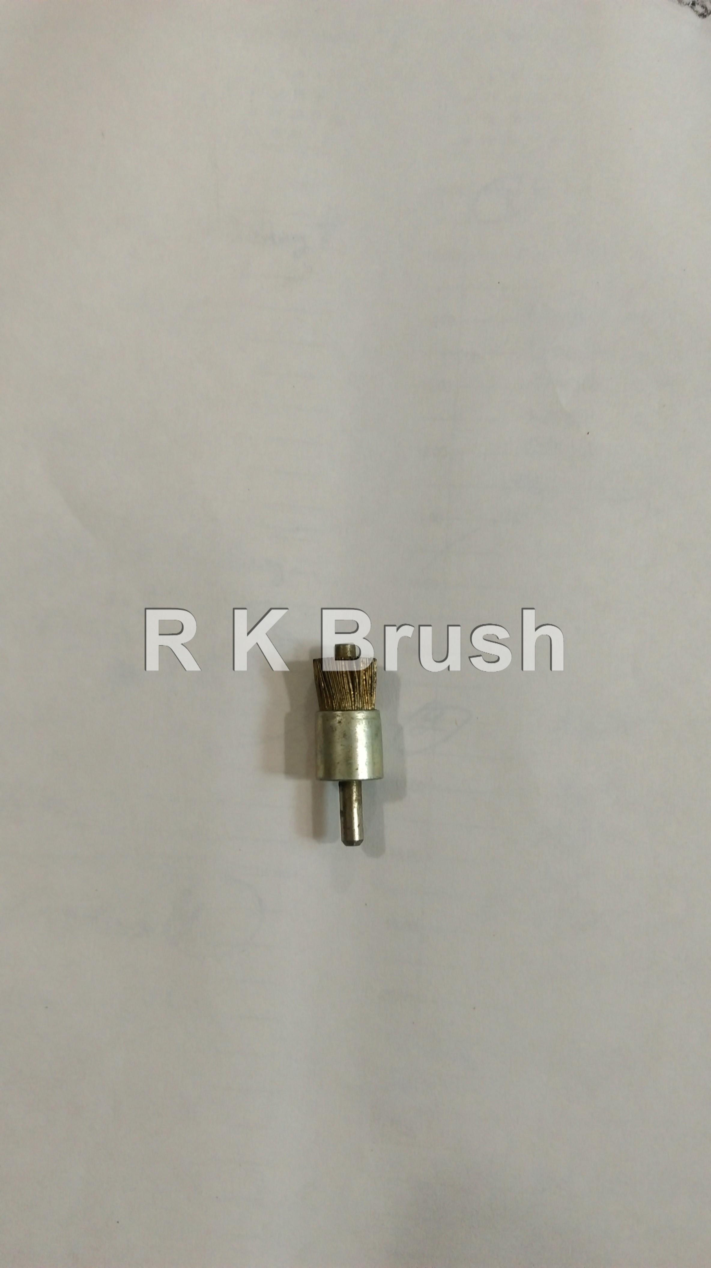 Pin Type End Brush