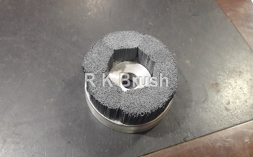 Abrasive Nylon Disc Brushes
